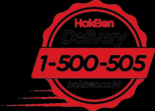 Logo Hokben Delivery