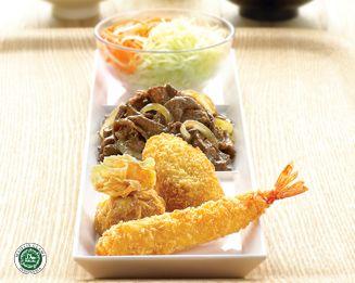 Premium Set Seafood