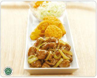 Favorite Set Chicken Teriyaki