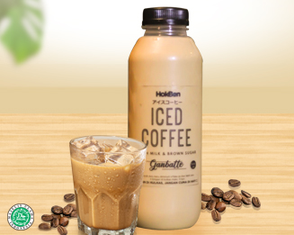 ICED COFFEE MILK 500 ML