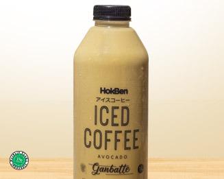 PROMO ICE AVOCADO COFFEE 500 ML