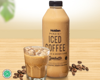 ICED COFFEE MILK 1 LITER