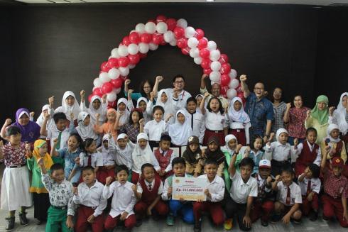 Beasiswa Anak KaryawanEmployee Children's Scholarship