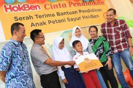 Beasiswa Anak Petani Farmer Children's Scholarship